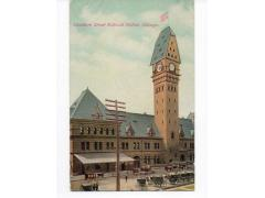 Post Card USA Chicago,Dearborn Str. Y/147